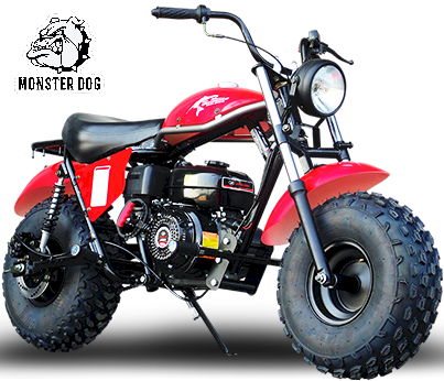 TrailMaster Monster Dog II Mini Bike