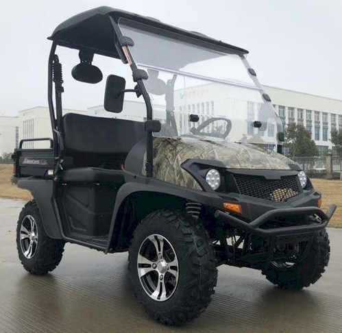 TrailMaster Taurus 200U UTV Side by Side, Shaft Drive