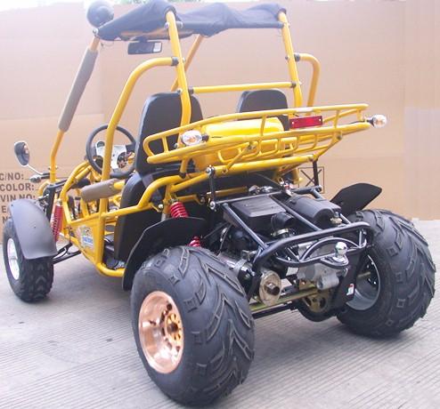 (Showroom) TrailMaster 150XRX Buggy Go Kart