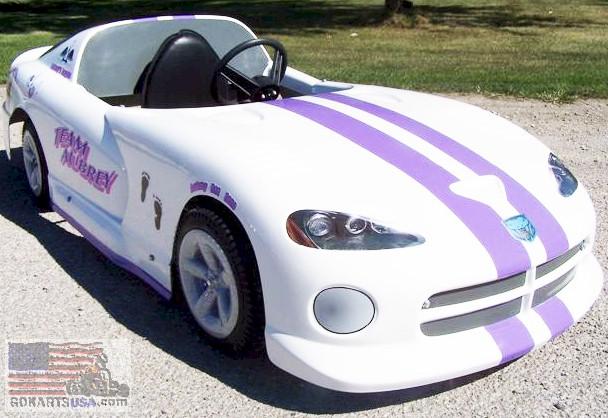 Dodge Viper For Sale >> Sports Car Convertible Go Kart