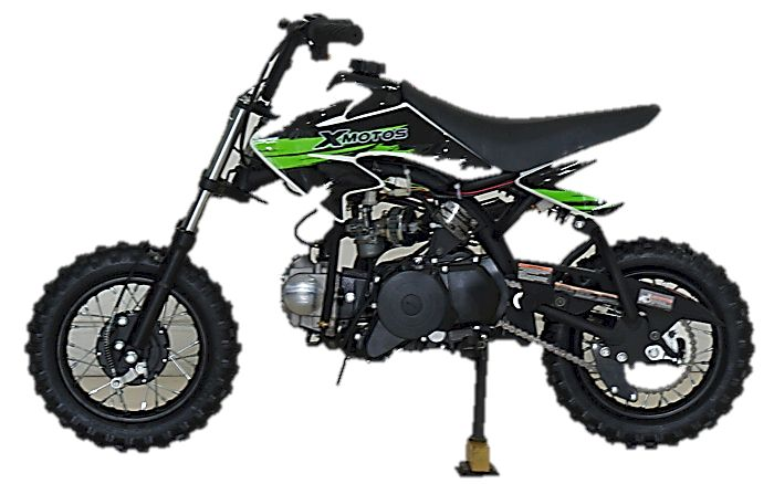 70 Pit Bike, Electric Start, Fully Auto