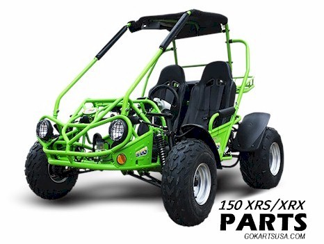 FRAME COMP. (B.R.S), for TrailMaster 150 Buggy Gokart