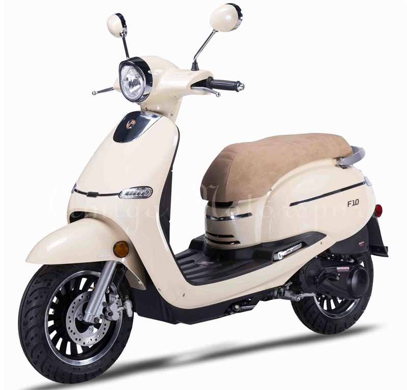 F10 150cc Turino Moped Scooter