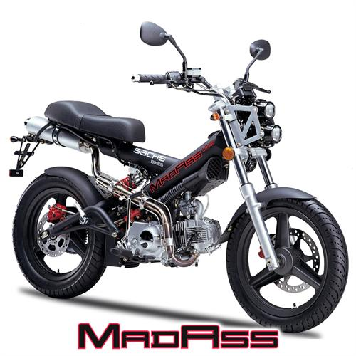 sachs madass 125 motorcycle. Black Bedroom Furniture Sets. Home Design Ideas