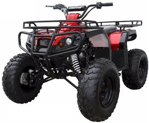 Kodiak 125 ATV, 3-Speed Semi Automatic wReverse