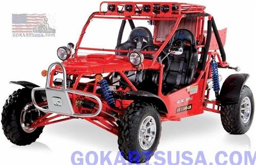 BMS Power Buggy 1100 2-Seater: Powerbuggy Dune Buggies