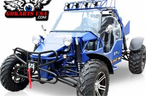 BMS Sand Sniper Dune Buggy 1000cc 2-Seater CARB Approved