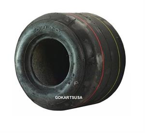 Slick Tire, 11x710-5, for Adult Race Kart (Rear)
