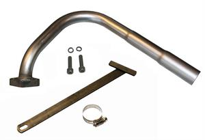 Best All Around Exhaust, Honda GX160 / GX200, Titan and Predator