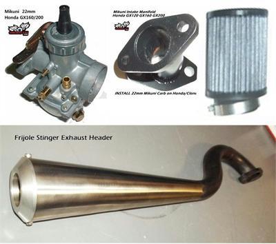 Mikuni Carburetor kit | for Honda GX200, Titan and Predator