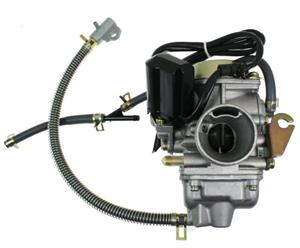 GY6_150_Carb_24mm_16449 gy6 150 stock carburetor, 24mm 150cc gy6 carburetor diagram at eliteediting.co