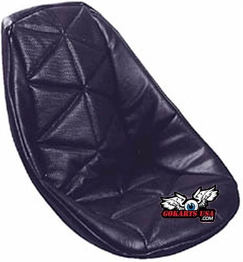 Go Kart Seats Padded : Go kart bucket seat kit with cover and hardware