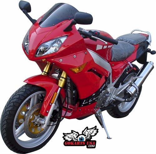Yamaha 250 V Twin Engine For Sale: Jinlun 250 V-Twin Cafe Racer Motorcycle