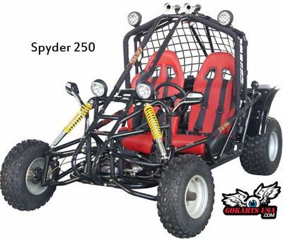 Kandi Spyder 250 Dune Buggy – Kandi 250cc Wiring Diagram