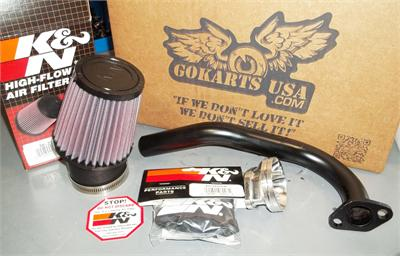 K&N Fillter, Pre-Filter, ARC Billet Intake Adapter