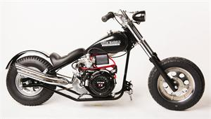 Little BadAss Mini Chopper