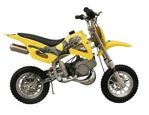 Coolster 50cc 2-Stroke Pit Bike, Pocket Bike