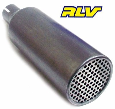 Honda / Clone B91 Silencer for 1 in. Header Pipe