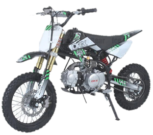 Roost USD 125cc 4-Speed Manual, Dirt Bike