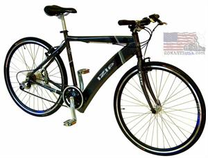 iZIP Street Enlightened Electric Bicycle