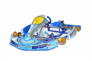 2014 Top Kart Speedy Chassis