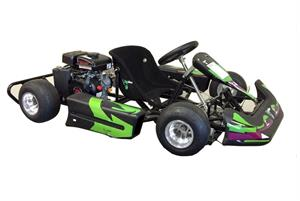 voodoo kid race go kart gas engine 3hp age 5 8. Black Bedroom Furniture Sets. Home Design Ideas