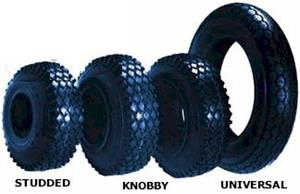 Knobby Tires, Complete Selection