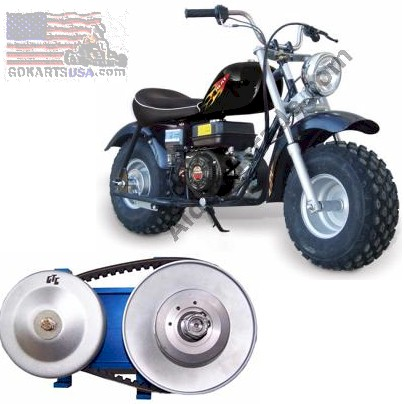 Baja Heat Warrior Mini Bike Tc2 Torque Converter Kit
