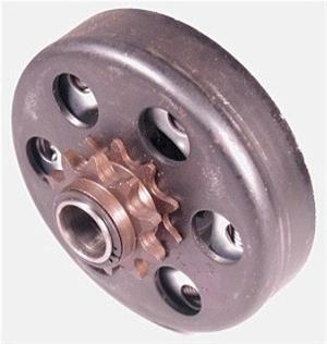 #35, 5/8 in, 12-Tooth Centrifugal Clutch