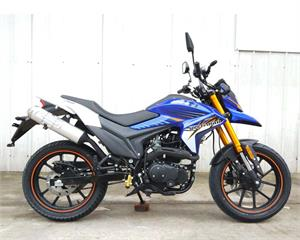 Apollo Enduro Sportsman 250 Motorcycle, 5-Speed Manual, Street Legal (17/17)