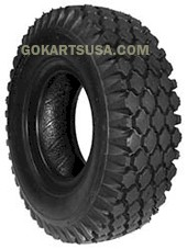 Knobby Tires for 5
