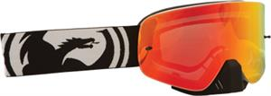 DRAGON NFX GOGGLE INVERSE W/RED ION LENS