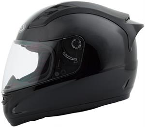 GMAX GM69 F/F HELMET Gloss Black