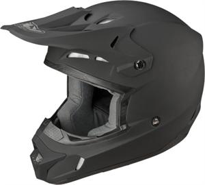 KINETIC RACING HELMET Matt Black