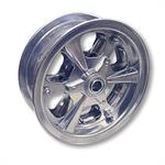 8 inch Spinner Aluminum Wheels, 3 inch wide