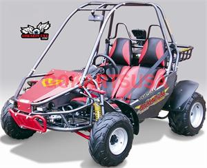 blue lightning 150cc go kart. Black Bedroom Furniture Sets. Home Design Ideas
