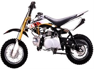 Coolster 110 Pit Bike, 4-Speed, Fully Automatic