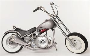 Little BadAss Heavy Duty Mini Bike