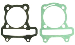 Cylinder Head and Cylinder Base Gasket Set for the 61mm Big Bore Cylinder Kit.