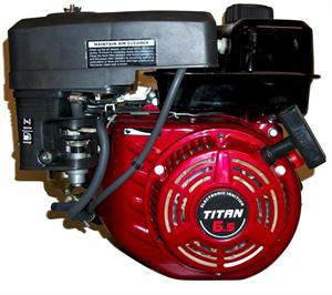 Install this kit on a Titan TX200 Engine