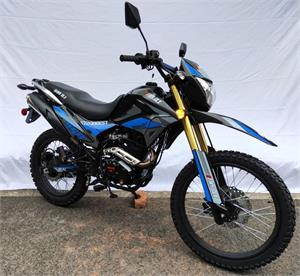 Hawk 250 DLX Enduro Motorcycle