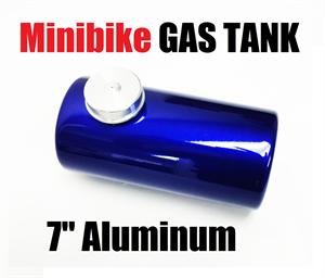 7 in. Gas Tank, for Gokart Mini bike, fits Honda GX120/160/200