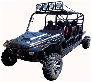 Joyner Trooper 1100 UTV 4-Seater 2WD/4WD 5-Speed Manual