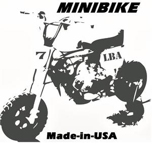 Little BadAss Minibike