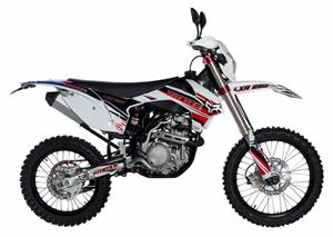 PitsterPro LXR 250F Enduro EFI Dirt Bike, 6-Speed