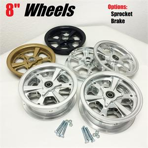 Wheel Only, 8