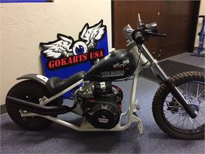 little badass minichopper drag bike - Mini Chopper Frame
