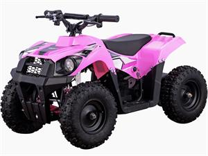 Monster 36v 500w ATV Pink