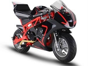 Gas Pocket Bike GP 33cc 2-stroke Red