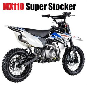 110cc Super Stocker Pit Bike (Midsize)